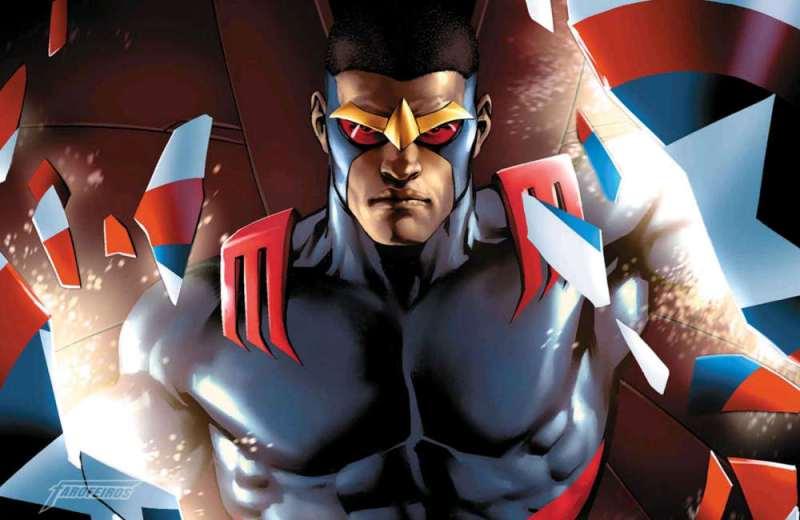Super heróis politizados - Falcão