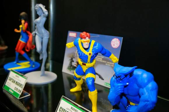Toy Fair 2018 - Kotobukiya - X-Men