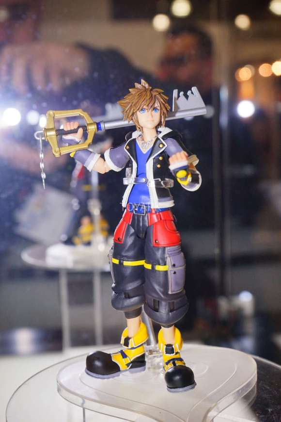 Toy Fair 2018 - Square Enix - Kingdom Hearts - Sora
