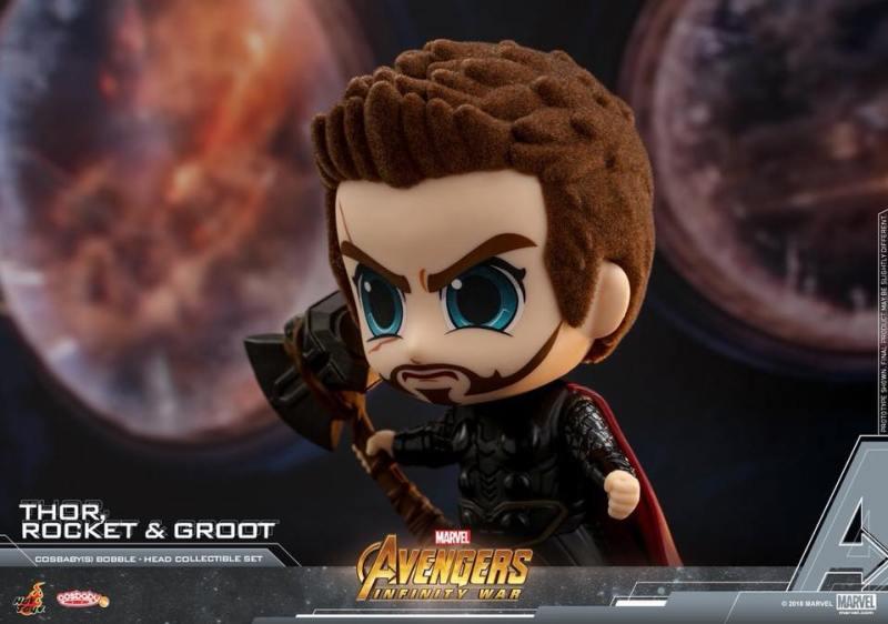 Cosbabys de Guerra Infinita - Thor