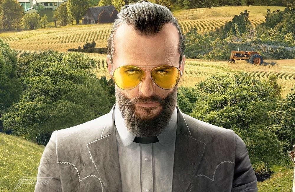 Far Cry 5 - Joseph Seed