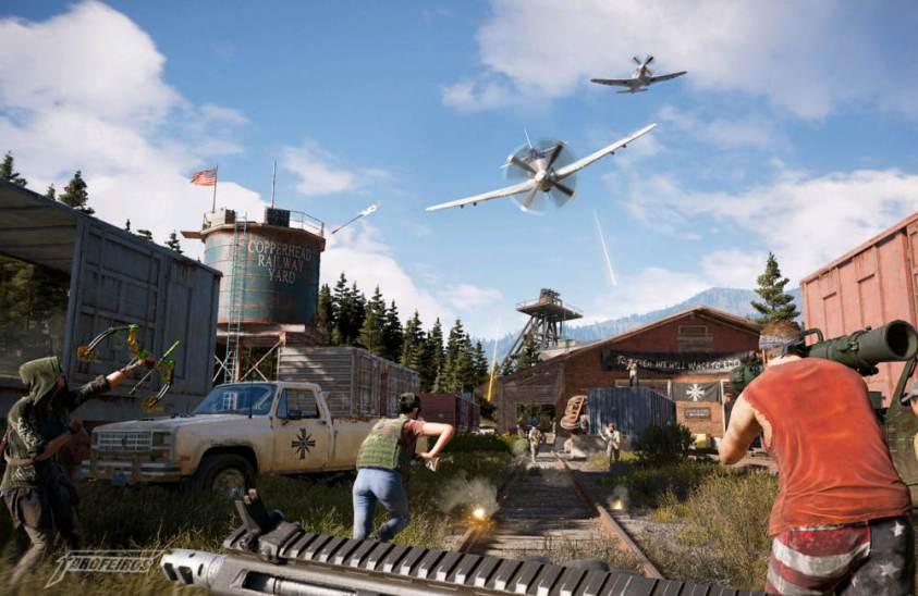 Far Cry 5 terá microtransactions