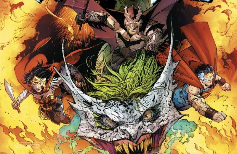 O final de Dark Nights Metal - Noites de Trevas - A Cultura do Spoiler