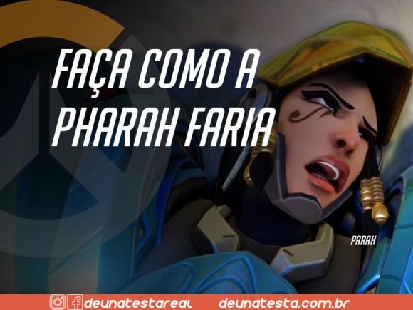 Overwatch - Desmotivação - Pharah 2