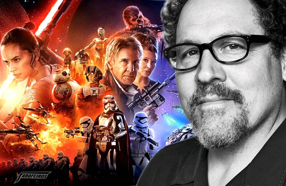Série live action de Star Wars é anunciada