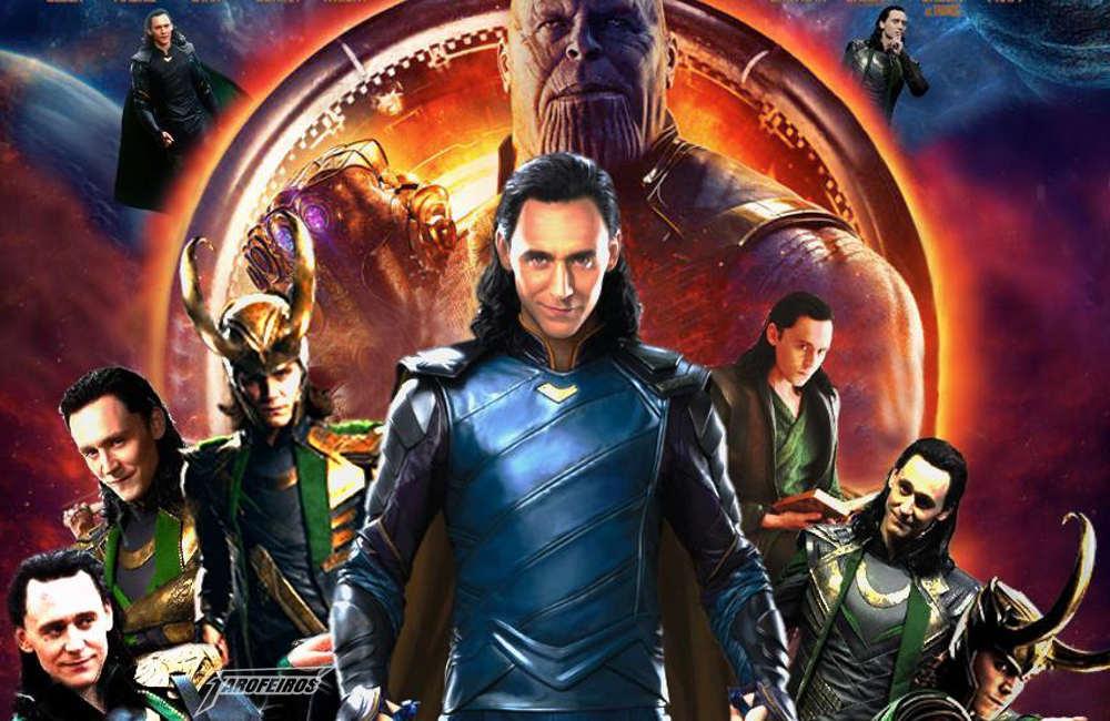 Confusão Infinita - Loki