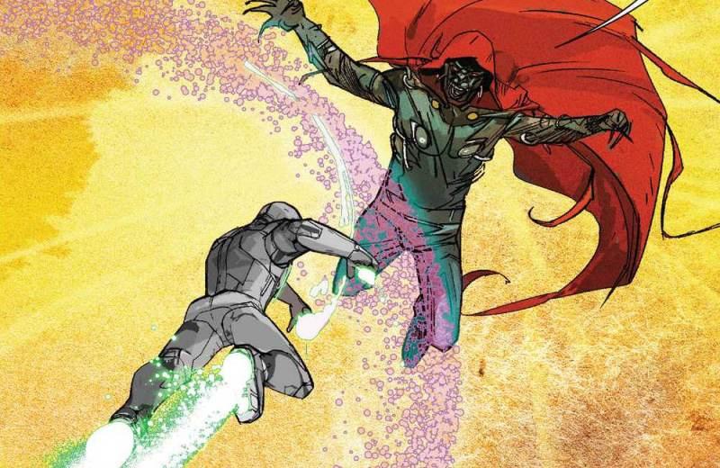 Iron Man #600 - Homem de Ferro