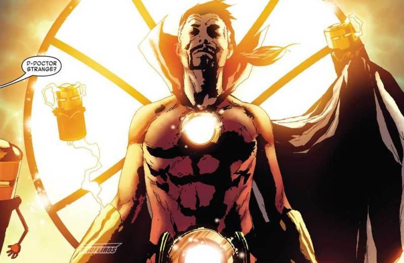 Iron Man #600 - Homem de Ferro - Doutor Anthony Stark