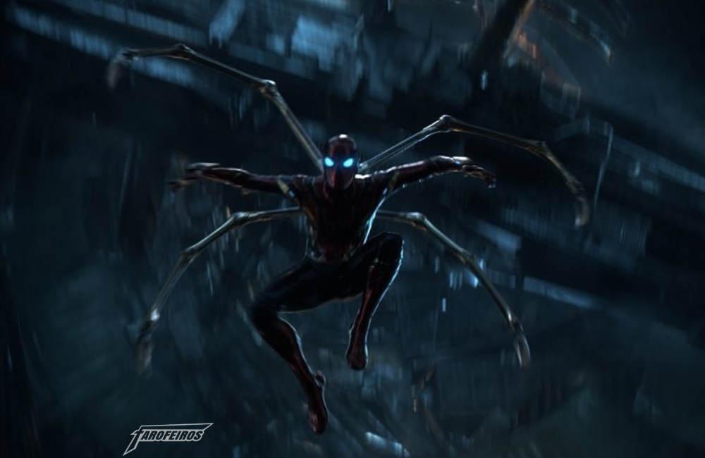O que acontece depois de Guerra Infinita - 4 - Aranha de Ferro