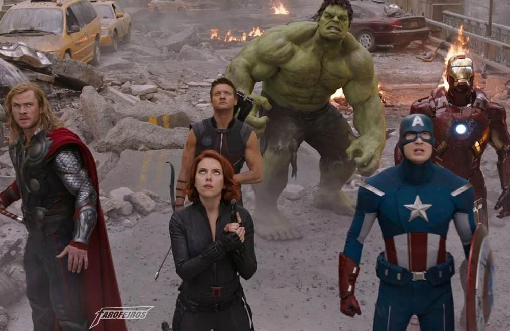 O que acontece depois de Guerra Infinita - 6 - Vingadores