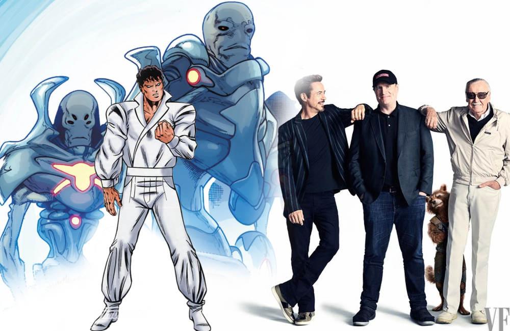 O que acontece depois de Guerra Infinita - 7 - Beyonder - Stan Lee