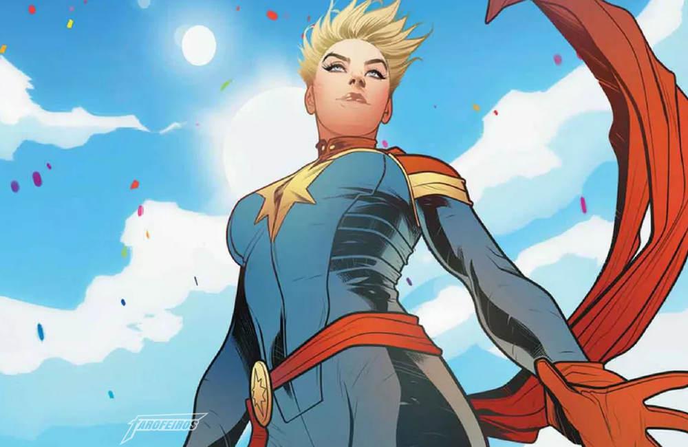 Quem é a Capitã Marvel