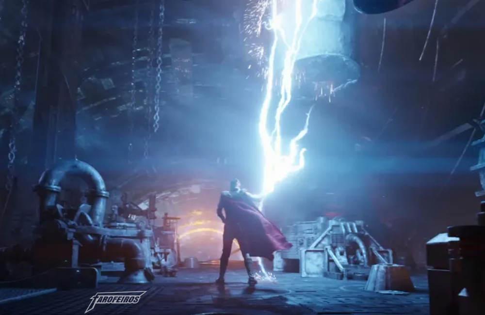 Rompe Tormenta o novo martelo de Thor em Guerra Infinita