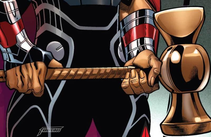 Rompe Tormenta o novo martelo de Thor em Guerra Infinita - Blog Farofeiros