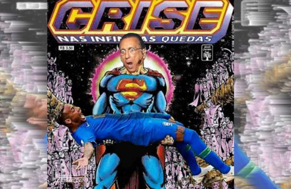 Crise Nas Infinitas Quedas do Neymar
