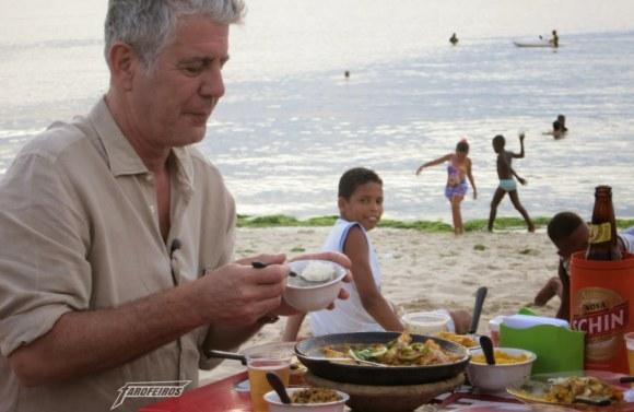 Quem quer ser Anthony Bourdain - Brasil - Farofeiro