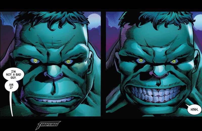 Review de The Immortal Hulk #1