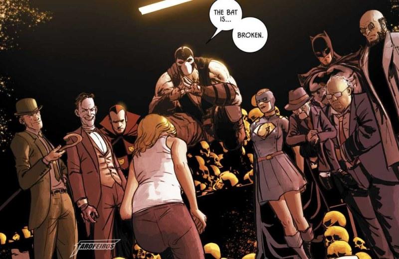 O Casamento de Batman e Mulher Gato - Batman #50