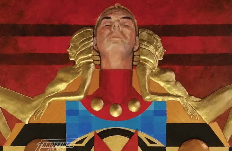 O melhor da Marvel na SDCC 2018 - Miracleman por Mark Buckingham e Neil Gaiman