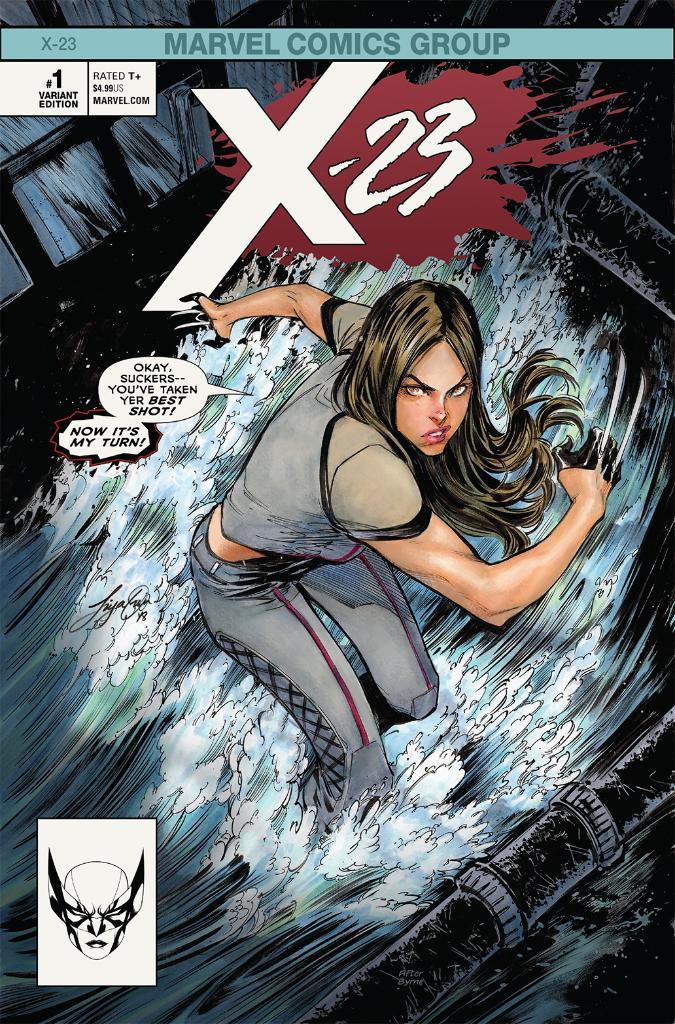 O melhor da Marvel na SDCC 2018 - X-23 - Laura deixará de ser Wolverine