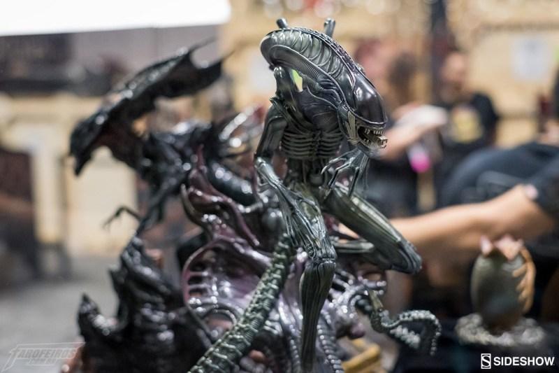 O melhor de colecionáveis na SDCC 2018 - Sideshow - Aliens
