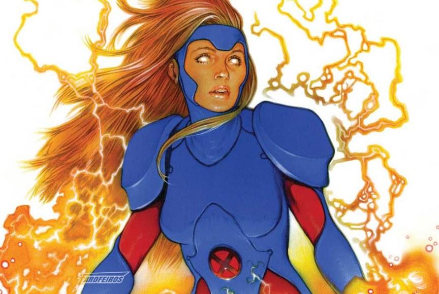 X-Men Red é melhor do que imaginei - Jean Grey
