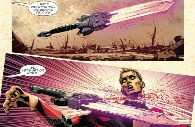 Gamora faz o impensável em Infinity Wars #2 - Mike Deodato Jr - Marvel Comics - Adam Warlock - FAROFEIROS COM BR