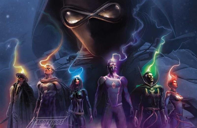 Gamora faz o impensável em Infinity Wars #2 - Mike Deodato Jr - Marvel Comics - FAROFEIROS COM BR