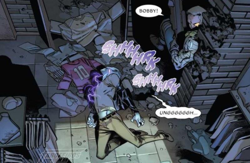 Mataram o Cable - Extermination - Extermínio - X-Men - Marvel Comics - Cable - Homem de Gelo - FAROFEIROS COM BR
