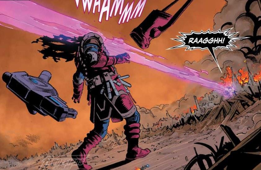 Motoqueiro Fantasma Cósmico - Motoqueiro Fantasma - Galactus - Thanos - Blog Farofeiros