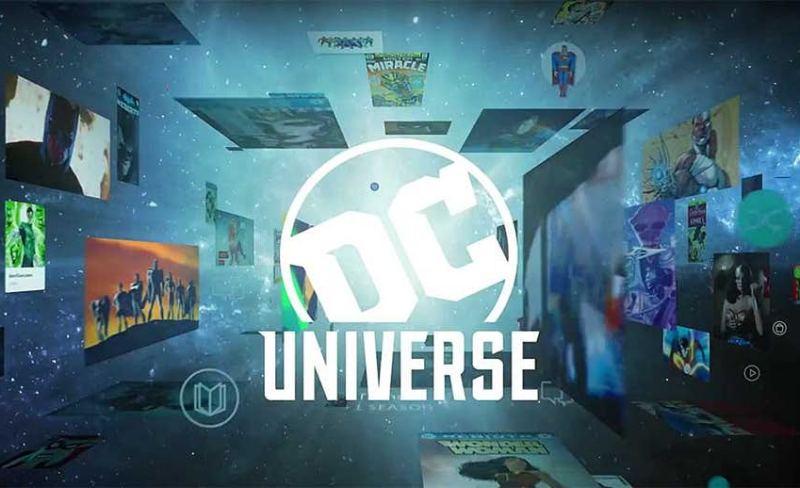 O melhor da DC na SDCC 2018 - DC Universe