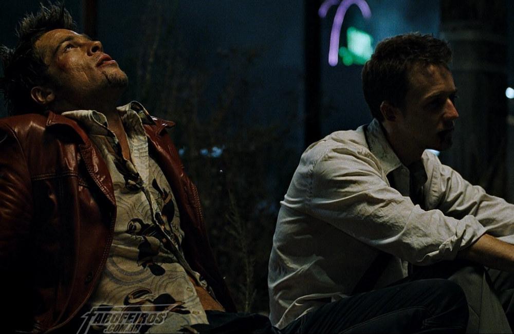 Clube da Luta - Blog Farofeiros - Brad Pitt - Tyler Durden - Edward Norton - 04