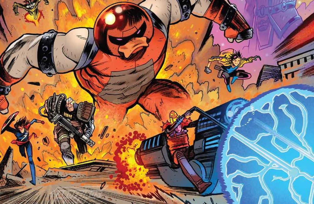 Motoqueiro Fantasma Cósmico é ótimo mesmo - Cosmic Ghost Rider - Marvel Comics - Blog Farofeiros