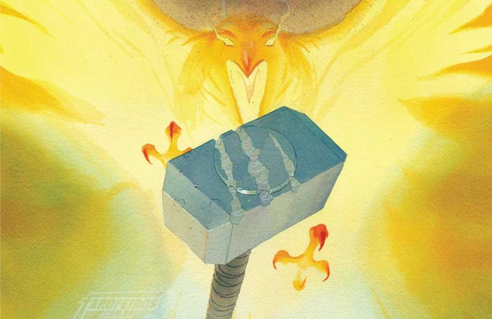 Surge um dos seres mais poderosos do Universo Marvel - Thor #5 - Blog Farofeiros