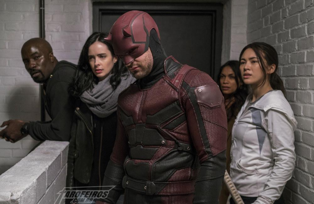 Cancelamento de séries da Marvel no Netflix pode ser algo bom - Defensores - Blog Farofeiros