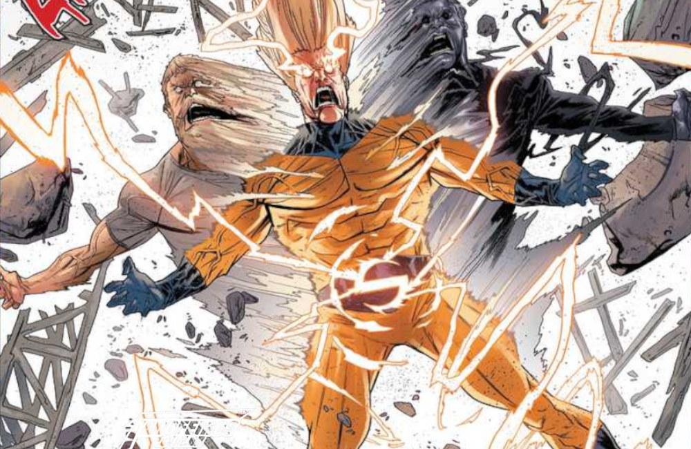 Conheça o novo Sentinela - Sentry - Marvel Comics - Blog Farofeiros