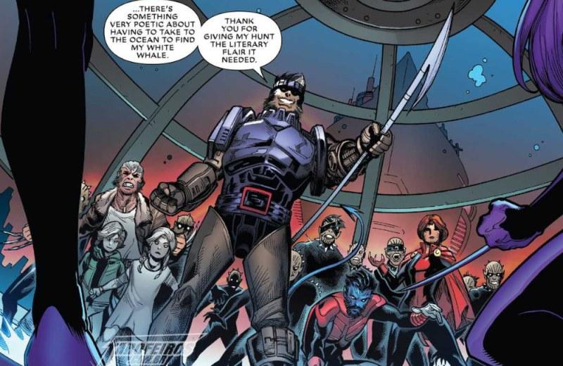 Mais uma morte em Extermination - X-Men - Blog Farofeiros