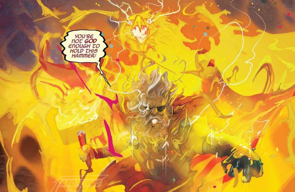 O início do fim em Thor #6 - Wolverine - Mjolnir - Doutor Destino - Blog Farofeiros - 03