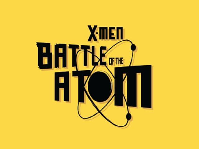 X-Men Battle o Atom - Blog Farofeiros