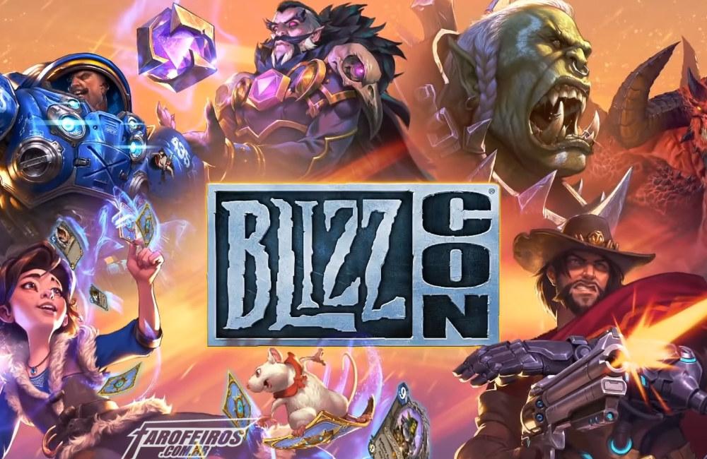 Blizzcon 2018 - Blog Farofeiros