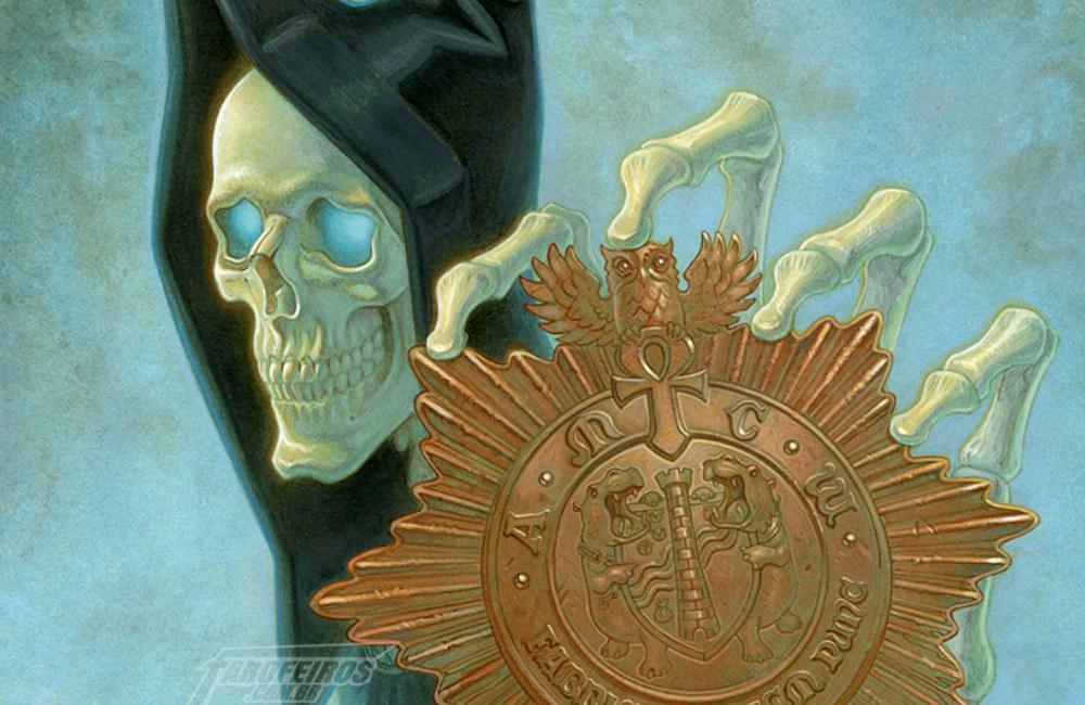 Discworld ganhará nova série de TV - The Watch - Terry Pratchett - Blog Farofeiros