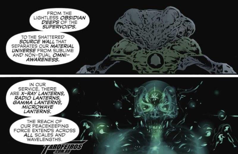 O Lanterna Verde de Grant Morrison - DC Comics - Blog Farofeiros