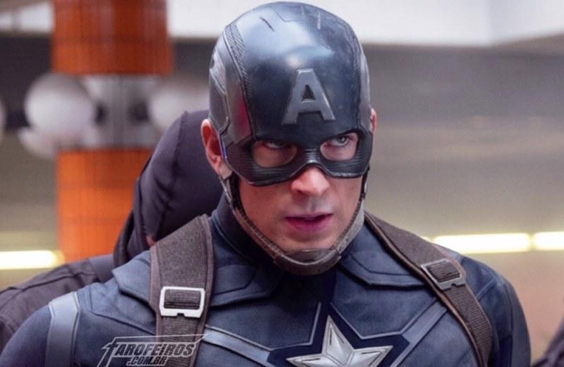 Unidos Venceremos - Capitão América - Guerra Civil - Blog Farofeiros