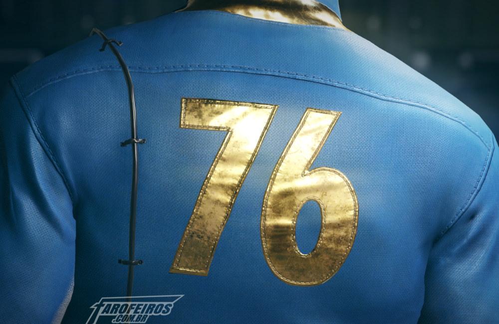 A novela Fallout 76 - Blog Farofeiros