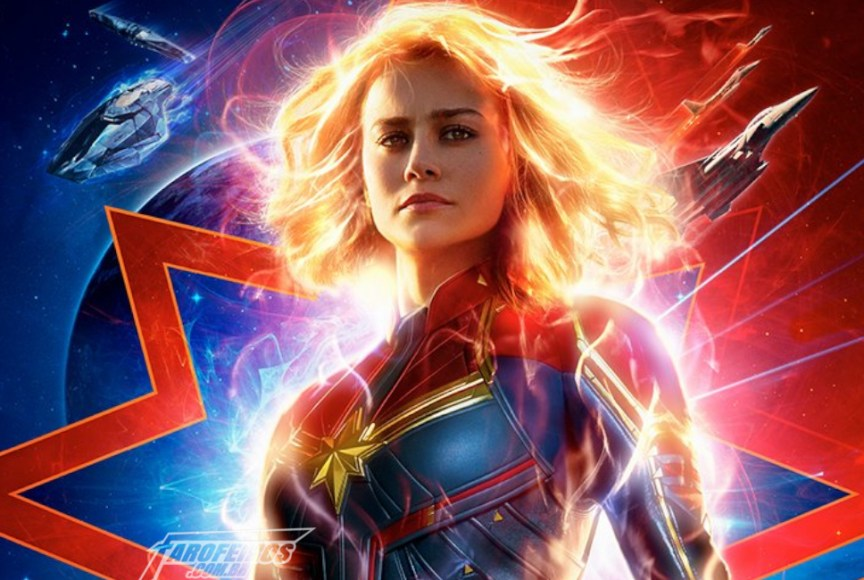 Capitã Marvel - Blog Farofeiros