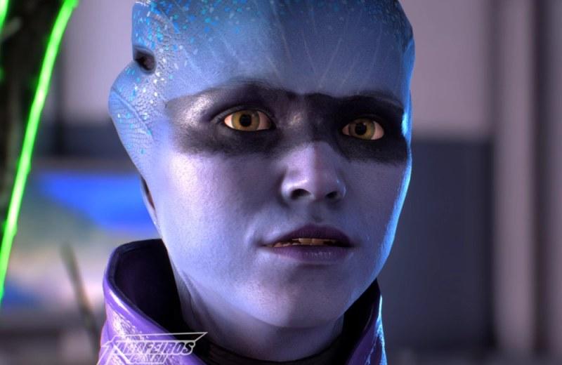 Intolerância em games online - Peebee - Mass Effect Andromeda - Blog Farofeiros
