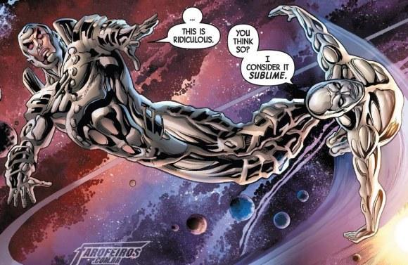 Outra Semana nos Quadrinhos #2 - Defenders The Best Defense - Namor - Surfista Prateado - Blog Farofeiros