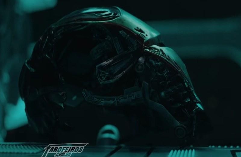 Por que o nome de Vingadores 4 é Ultimato - Avengers Endgame - Homem de Ferro - Blog Farofeiros