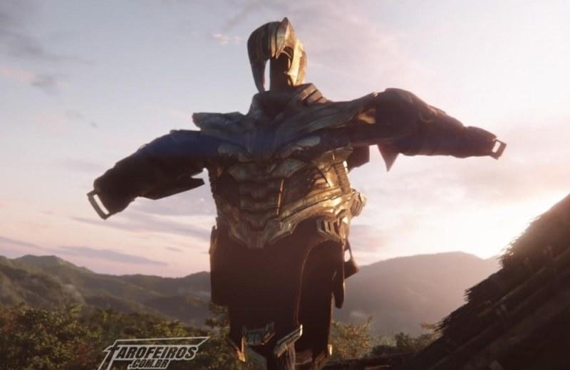 Por que o nome de Vingadores 4 é Ultimato - Avengers Endgame - Thanos espantalho - Blog Farofeiros