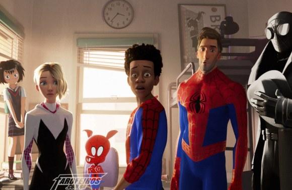 Homem Aranha - Aranhaverso - Poderes e responsabilidades - Blog Farofeiros